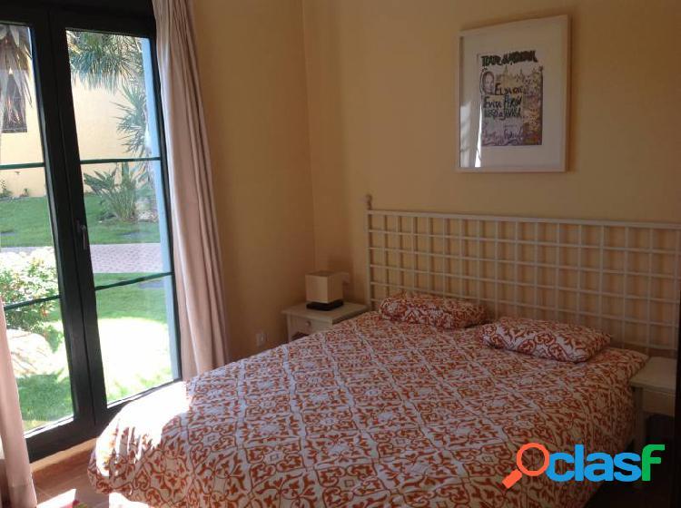 Golf isla canela. un dormitorio. amueblado. piscinas, pistas deportivas. parking y trastero incluido