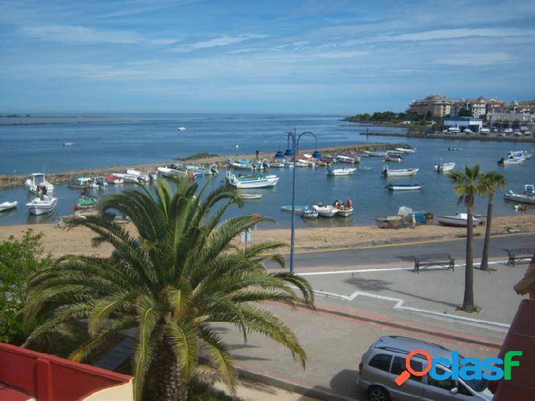 Punta del moral (poblado). apartamento con excelentes vistas al mar