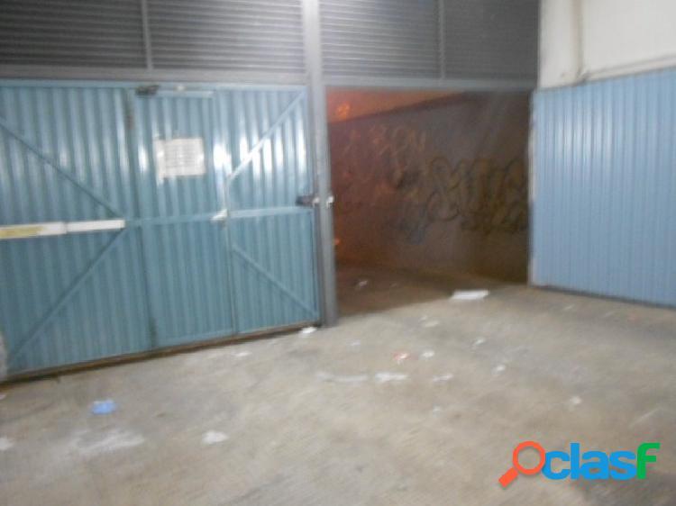 Plaza garaje en venta