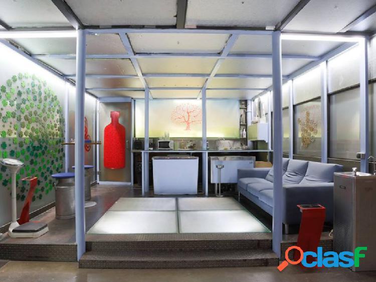 Un espacio de trabajo singular en un ambiente de sinergia inmobiliaria