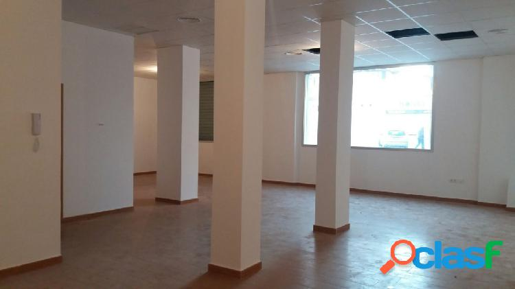 Local comercial nuevo a estrenar en torrent (parc central)