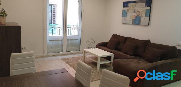 Acogedor apartamento en pleno centro de barcelona