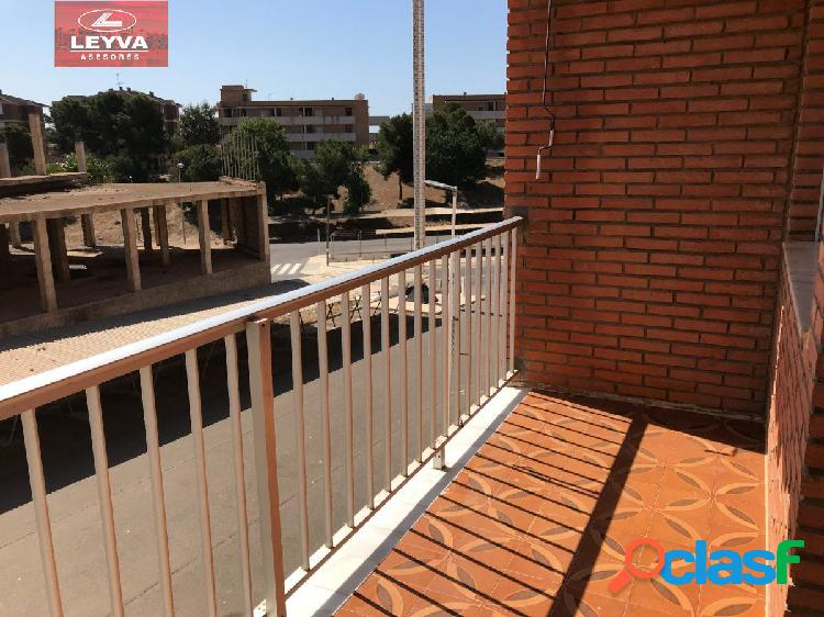 Apartamento con vistas en rihuete alto