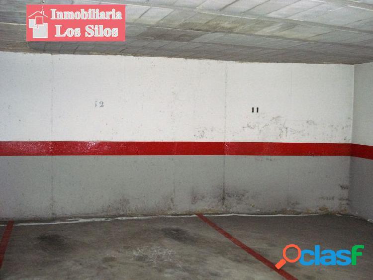 Plazas de garaje amplias y bien situadas