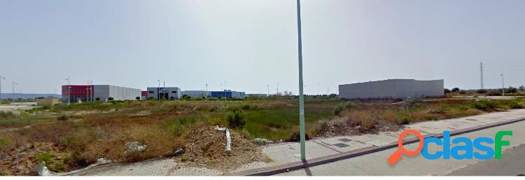 Parcela en polígono industrial el puerto de santa maria