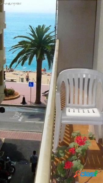 Apartamento en 1º linea vistas mar lateral