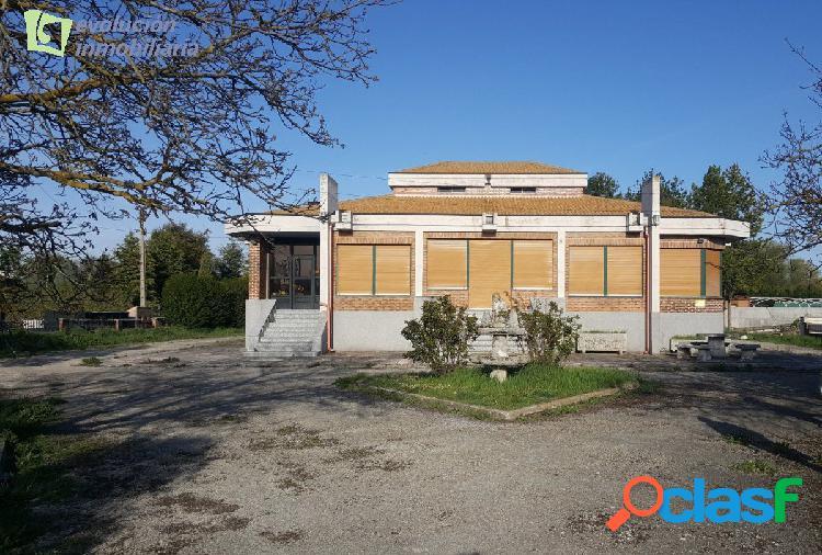 En Burgos Sotopalacios. Impresionante casa de 600mt, para entrar a vivir con parcela de 2.000 mts 1