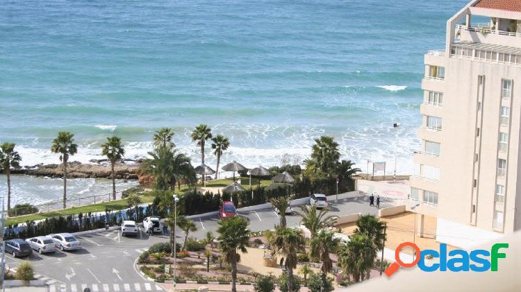 Apartamento con dos dormitorios a 250 metros de la playa en calpe