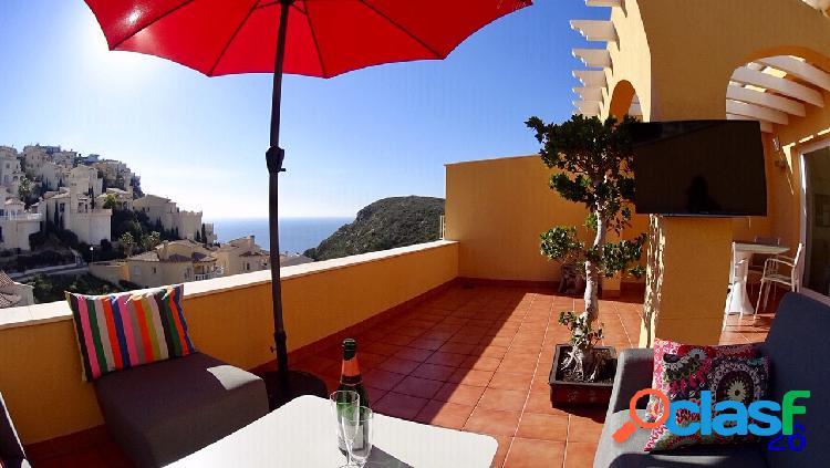 Apartamento con vistas al mar,