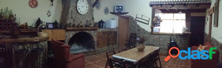 Casa tipo rural a la venta