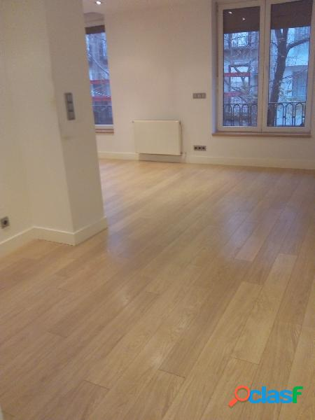 Fabuloso piso reformado, ubicado en una de las mejores zonas de madrid