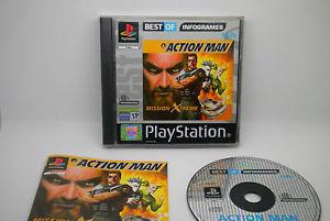 Action man mission extreme ps1 playstation psx ps