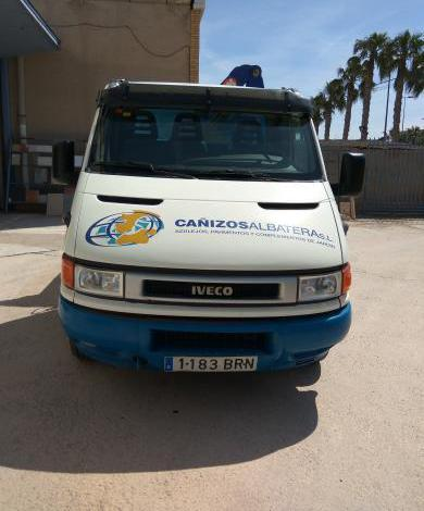 Camion iveco - 35c313