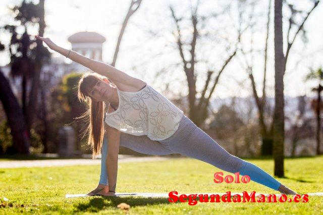 Clases de yoga, pilates