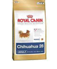 Económico pienso royal canin chihuahua 28 adult