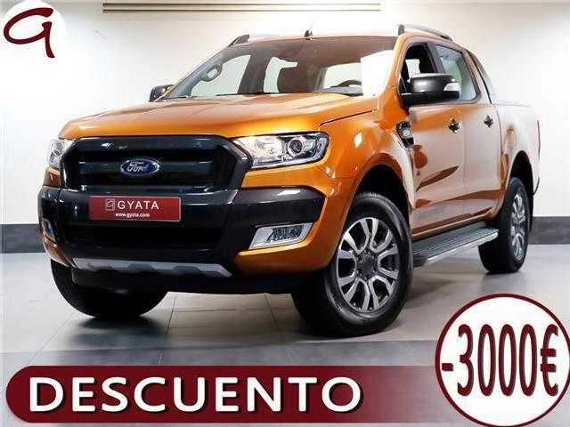 Ford ranger 3.2tdci s&s doble cab. auto 4x4 '18
