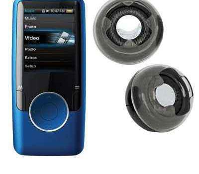 Mp3 marca coby mp62016 4g