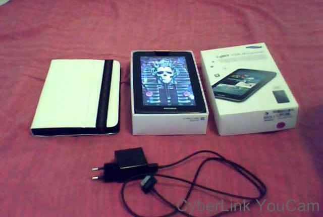 Samsung galaxy tab 2.7.0, 3g. 8gb. wifi