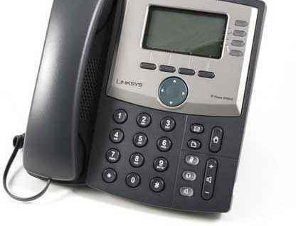 Telefonos ip de cisco, linksys spa942