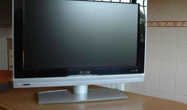 Televisor lcd philips 26 pulgadas hd ready