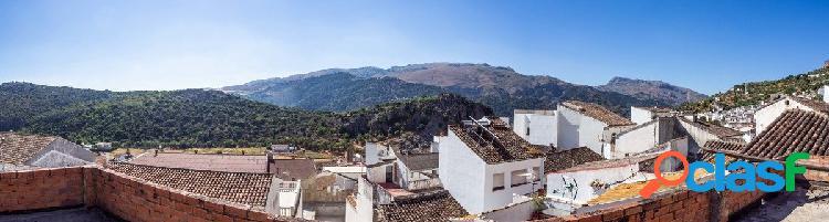 Casa en Construcción en Benaojan con preciosas vistas a la montaña