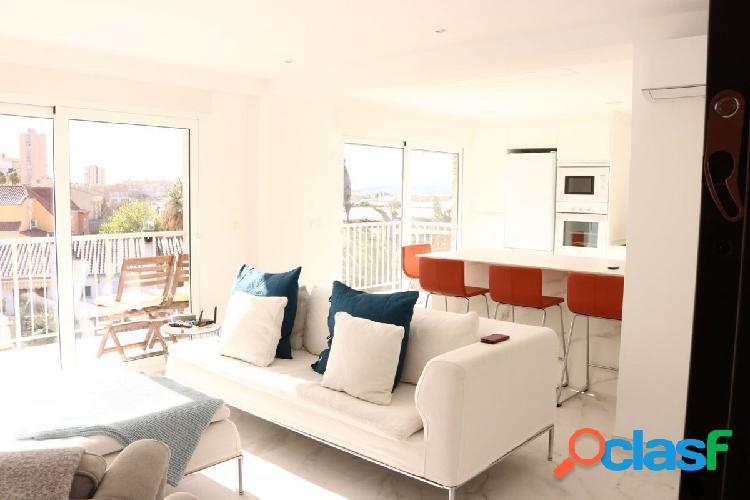 Reforma integral, vistas al mar, 2 habitaciones dobles, altas calidades, baño en mármol