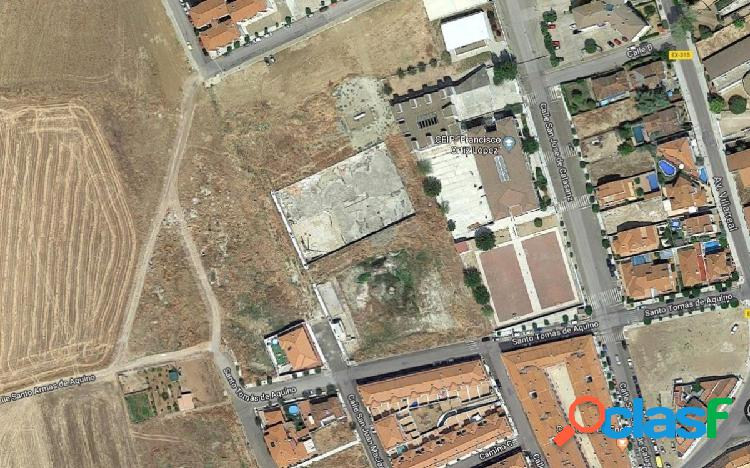 Terreno urbano en olivenza