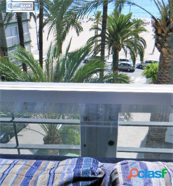 Precioso apartamento a 15 metros de la playa poniente