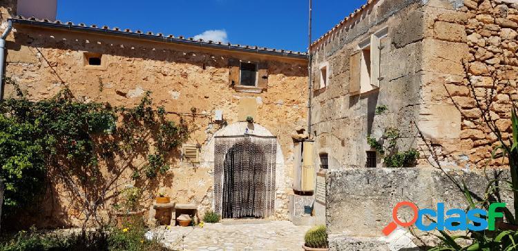 Preciosa casa pareada en ses salines