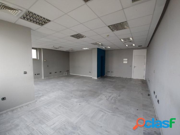 Se vende oficina en edificio acropolis 91 m2 con plaza de garaje en planta sótano