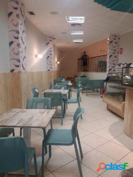 Local comercial preparado para bar-cafetería 154.000€