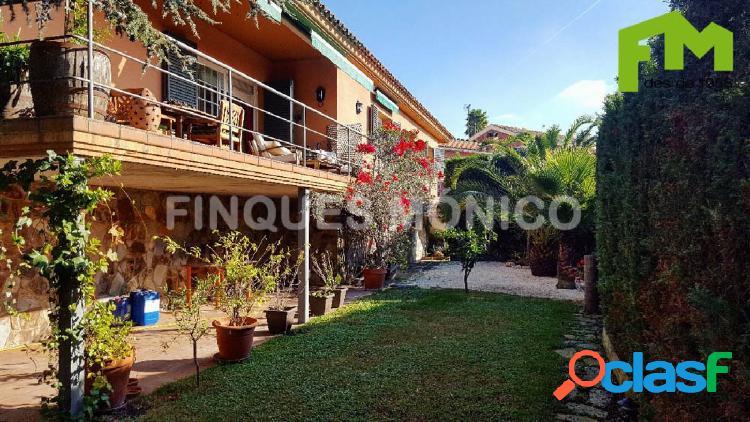Casa construida a 4 vientos de 320 m2 a 20 minutos de la ciudad de barcelona