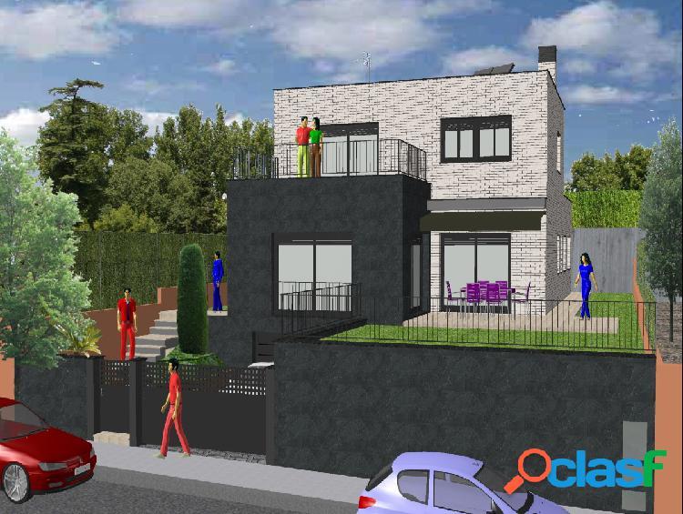 Casa unifamiliar de obra nueva en vilassar de dalt de 330m2