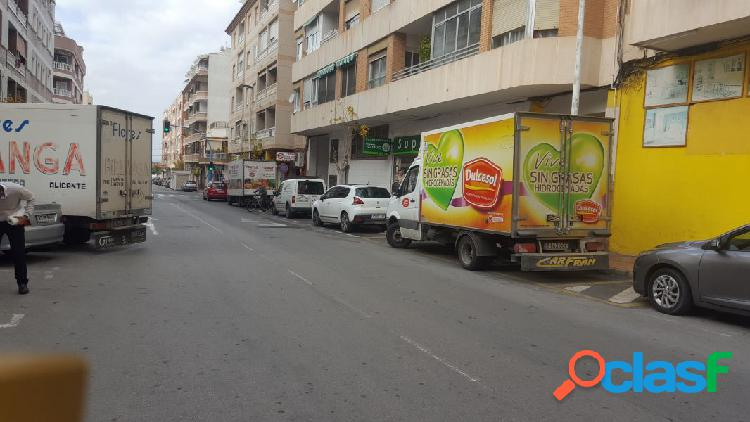 NAVE LOCAL COMERCIAL TORREVIEJA