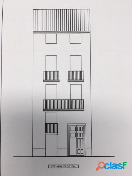 Oportunidad! casa en venta a reformar en igualada, parcela 146 m2 superficie construida de 378 m2.