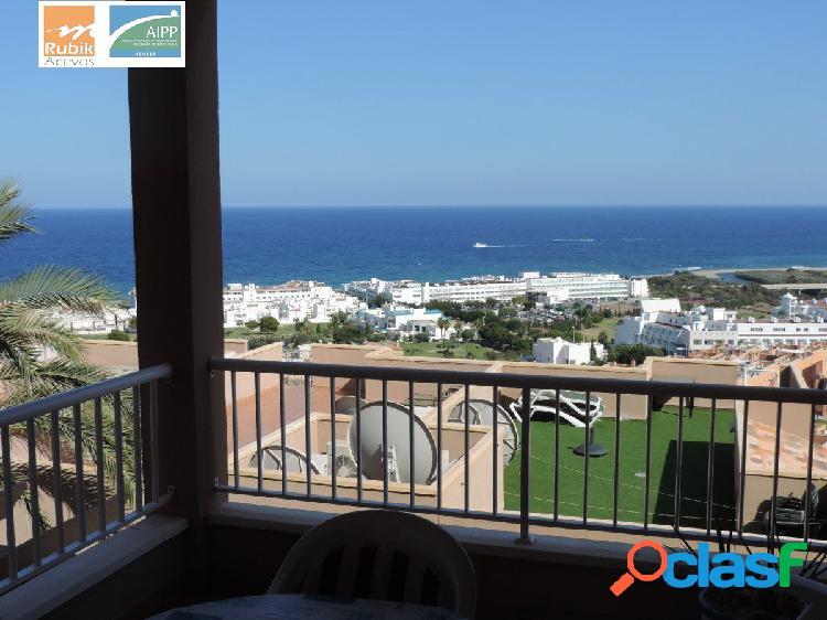 Apartamento de 3 dormitorios con vistas al mar - mojácar