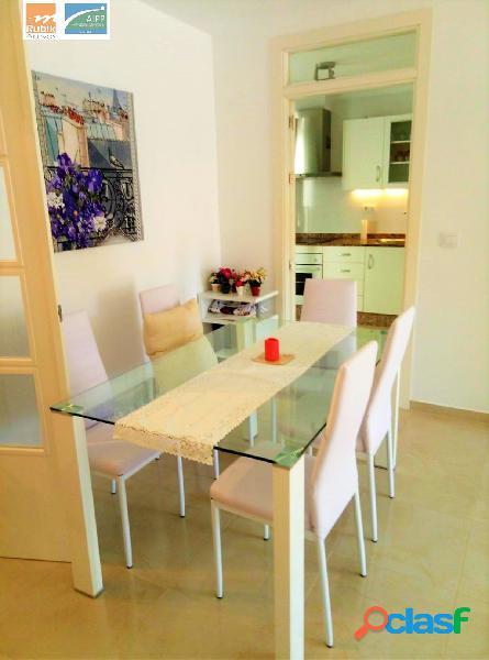 Excelente piso de 3 habitaciones en san juan de los terreros