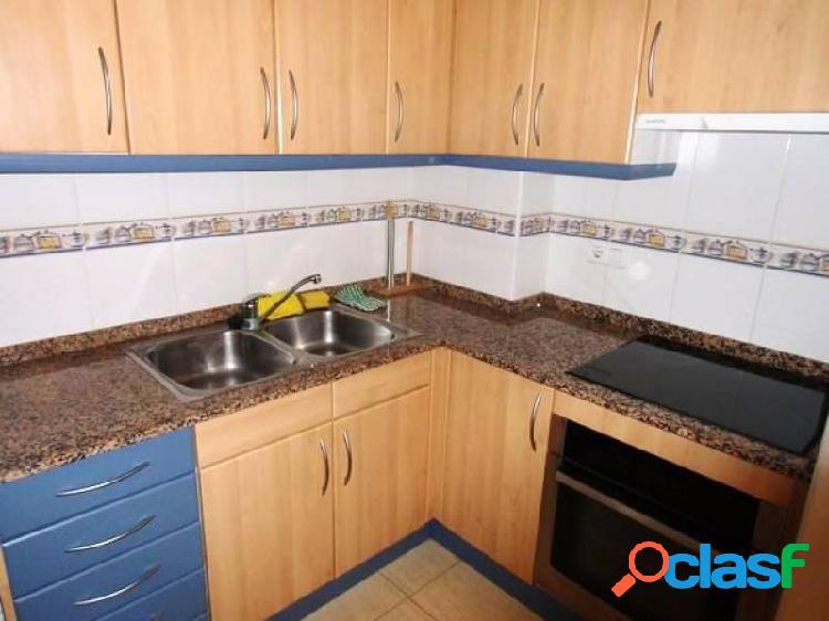 Apartamento 2 dormitorios y un baño en venta amposta (zona futbol)