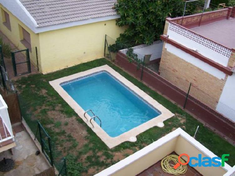 Casa de 65 m2 con 2 dormitorios con terraza de 15 m2 vistas mar