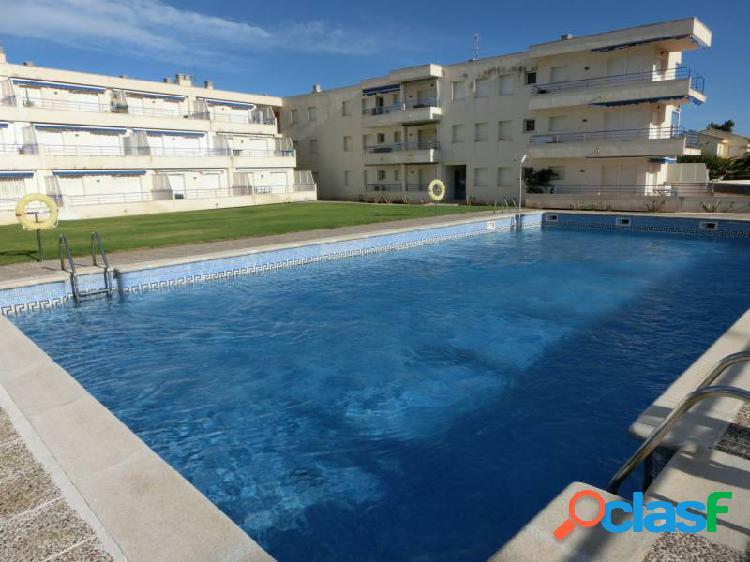 Apartamento 2 a línea de mar de 65 m2 completamente amueblado para entrar a vivir