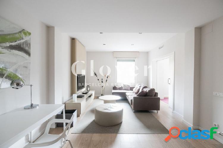 Exclusivo piso amueblado en alquiler cerca de francesc macià