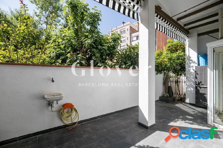 Piso en venta en singular casa cerca de Plaza Lesseps 3