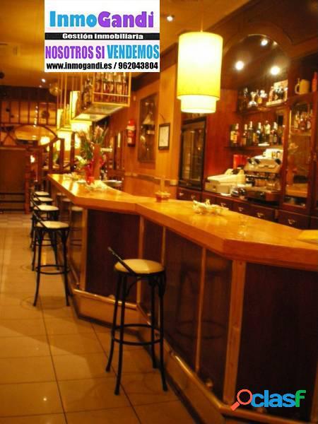 """Venta directa o alquiler opcion a compra del pub """"baron"""" paseo germanias en gandia"""