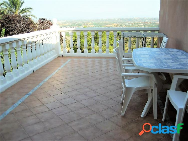¡¡¡chalet independiente reformado en calicanto!!!