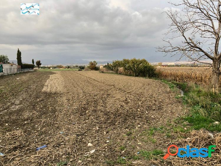 Oportunidad terreno rural junto al río dílar