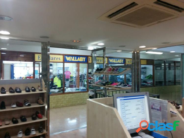Local comercial con sotano en el centro comercial san fernando