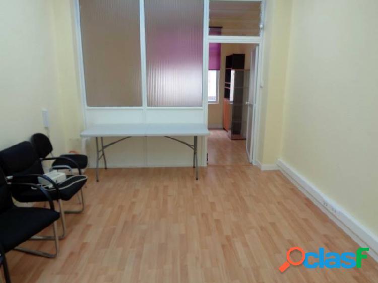 Oficina de 35 m2 en el centro