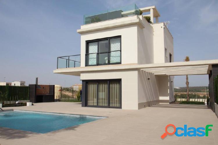 Espectacular villa de lujo de estilo moderno con vistas al mar en un enclave inmejorable