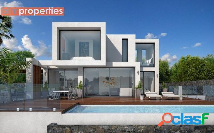 Villa en moraira, marina alta, costa blanca, alicante
