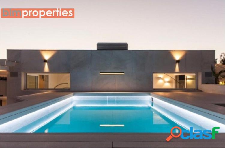 Atico duplex en nueva andalucia, marbella, malaga